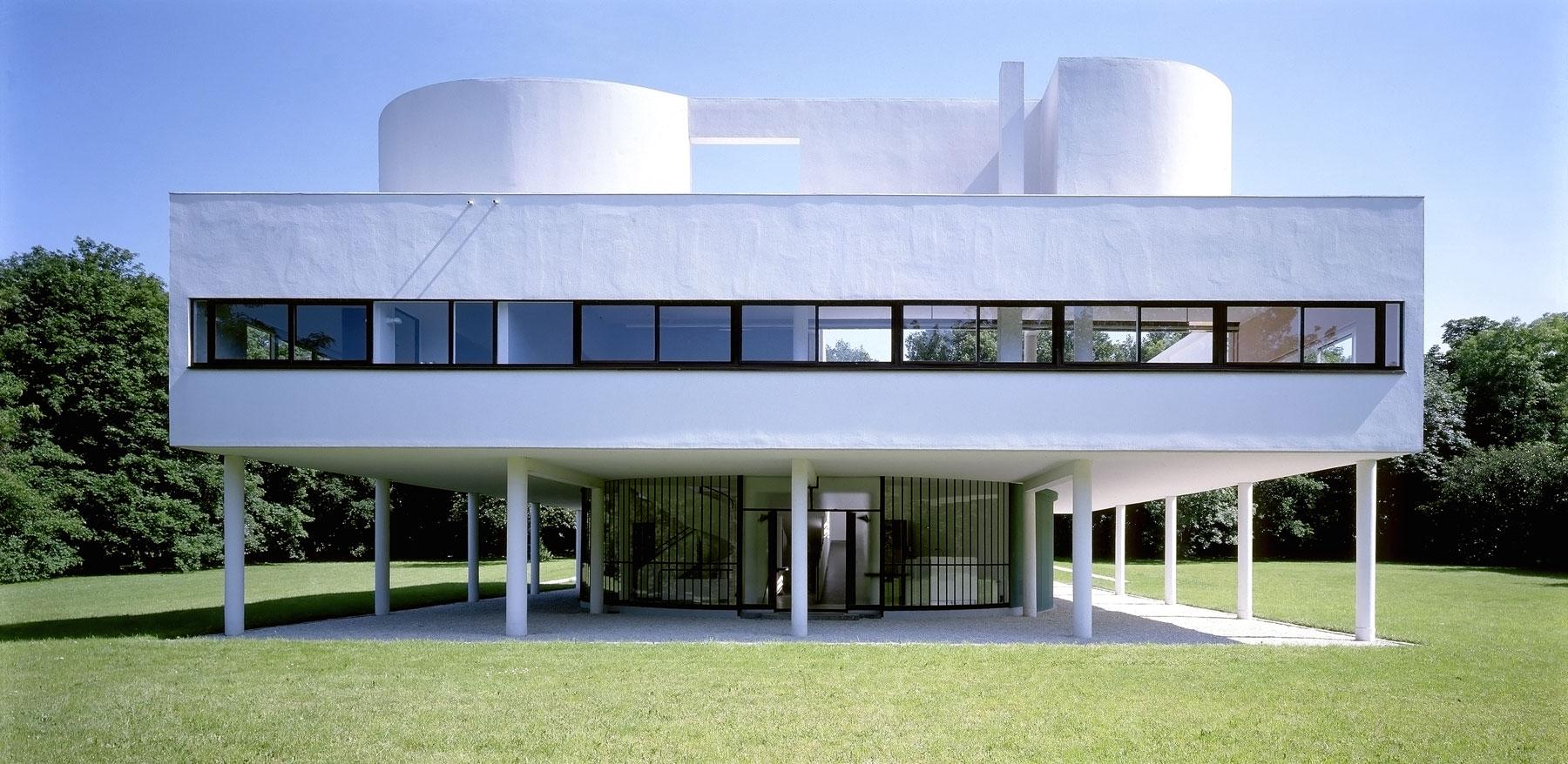 Le corbusier y los cinco puntos de una nueva arquitectura sobrearquitect - Le corbusier design style ...