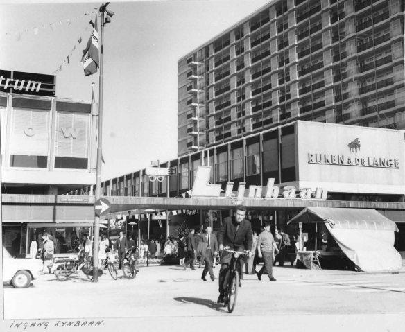 lijnbaan 1965